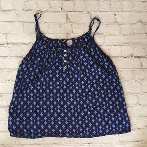 H&M loose fit blouse